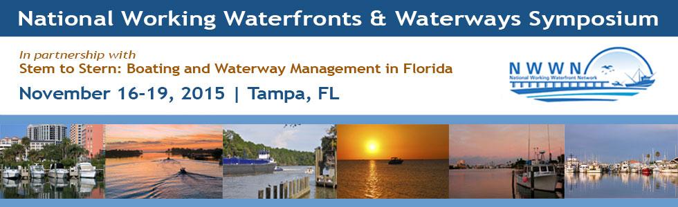 National Working Waterfronts & Waterways Symposium (NWWWS)